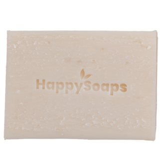 HappySoaps Zeep: Happy Body Bar - Kokosnoot en Limoen