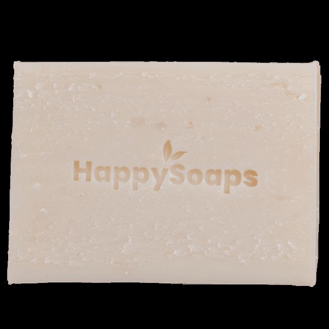 HappySoaps Zeep: Happy Body Bar - Kokosnoot en Limoen