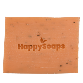 HappySoaps Zeep: Happy Body Bar - Argan olie en Rozemarijn