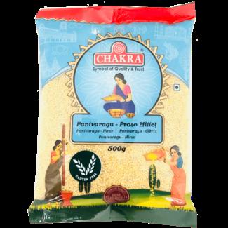 Chakra Panivaragu - Proso Millet (Gierst), 500 gr