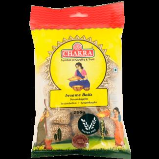 Chakra Sesame Balls