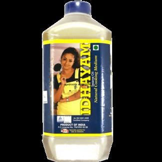 Idhayam Sesame Oil (Sesam  Olie), 1 ltr