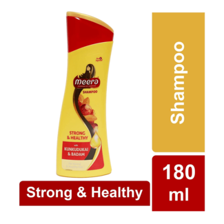 Meera Shampoo Strong & Healthy