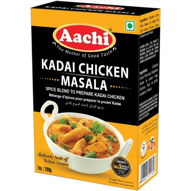 Aachi Masala Kadai Chicken Masala, 200 gr