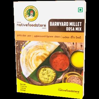 Native Food Barnyard Millet Dosa Mix (Kuthiraivali), 500 gr