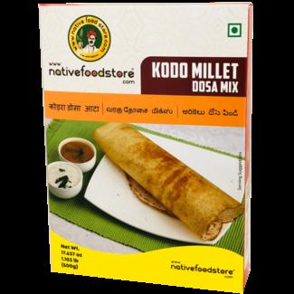 Native Food Kodo Millet Dosa Mix - 500 gr (Varagu Dosa)