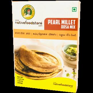 Native Food Pearl Millet Dosa Mix (Kambu), 500 gr
