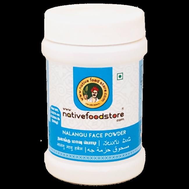 Native Food Nalangu Face Powder, 100 gr