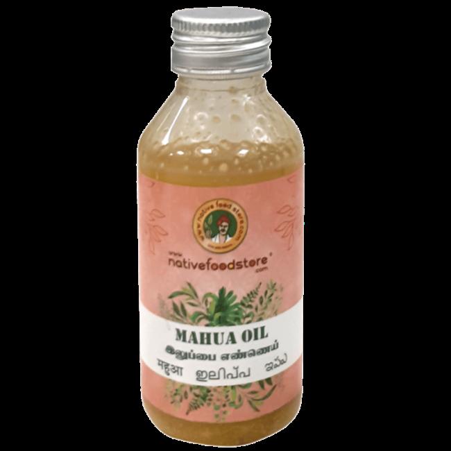 Native Food Mahua Oil, 100 ml