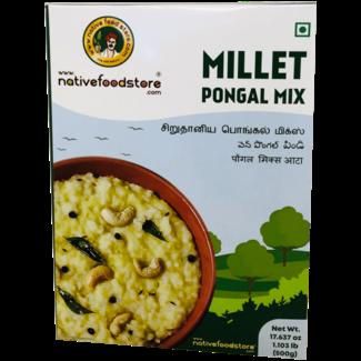 Native Food Millet Pongal Mix, 500 gr