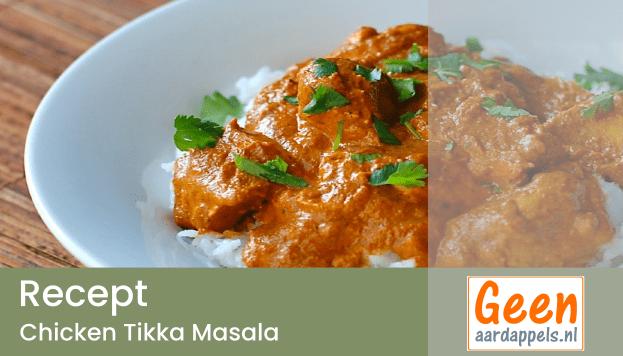 Recept: Chicken Tikka Masala