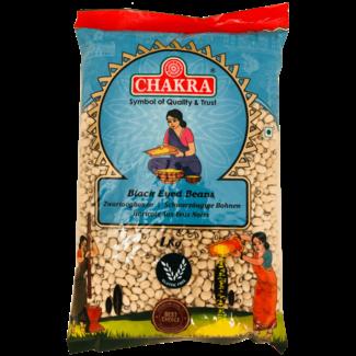 Chakra Black Eyed Beans (Zwartoogbonen), 1 kg