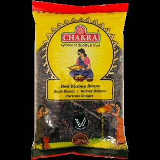 Chakra Red Kidney Beans (Rode Kidney Bonen), 1 kg