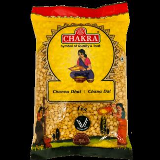 Chakra Chana Dal Polished, 1 kg