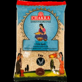 Chakra Urid Dhal Polished Split, 1 kg