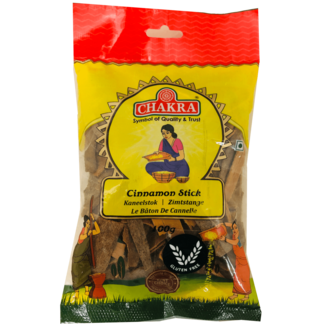 Chakra Cinnamon Stick (Kaneelstokjes), 100 gr
