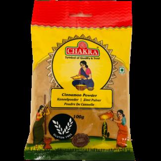 Chakra Cinnamon Powder (Kaneelpoeder), 100 gr