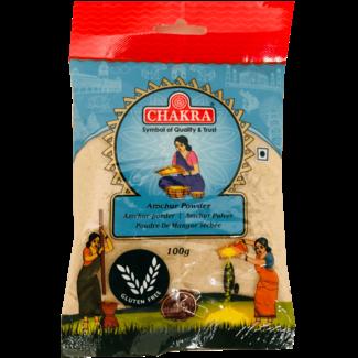 Chakra Amchur Powder (Mangopoeder), 100 gr