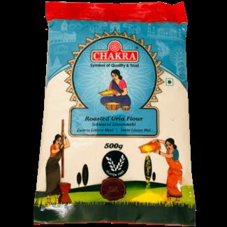 Chakra Roasted Urid Flour, 500 gr