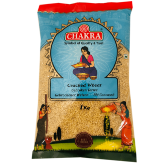 Chakra Cracked Wheat (Gebroken Tarwe), 1 kg
