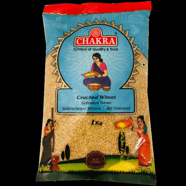 Chakra Cracked Wheat (Gebroken Tarwe), 500 gr