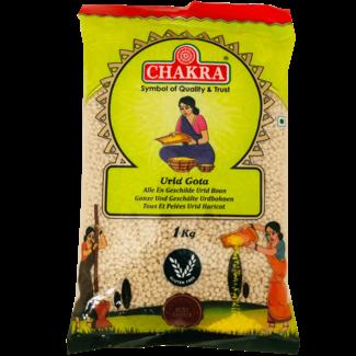Chakra Urid Gota (Witte Urid Boon), 1 kg