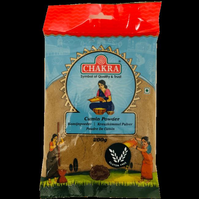 Chakra Cumin Powder (Komijnpoeder)