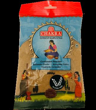 Chakra Coriander Powder