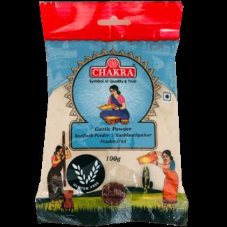 Chakra Garlic Powder (Knoflookpoeder), 100 gr