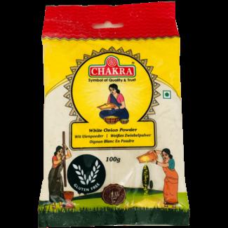 Chakra White Onion Powder (Witte Uipoeder), 100 gr