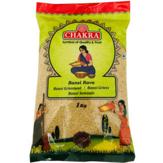 Chakra Bansi Rava, 1 kg
