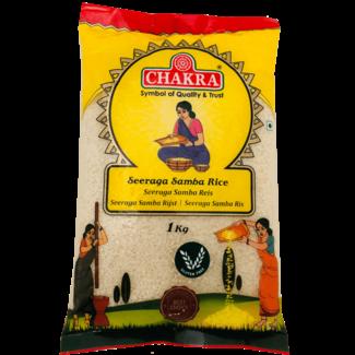 Chakra Seeraga Samba Rice  (Jeerasal - Kaima)