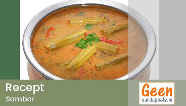 Recept: Sambar