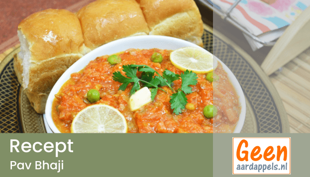 Recept: Pav Bhaji