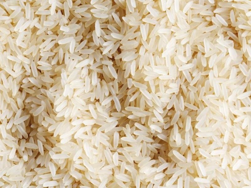 voorgekookte rijst