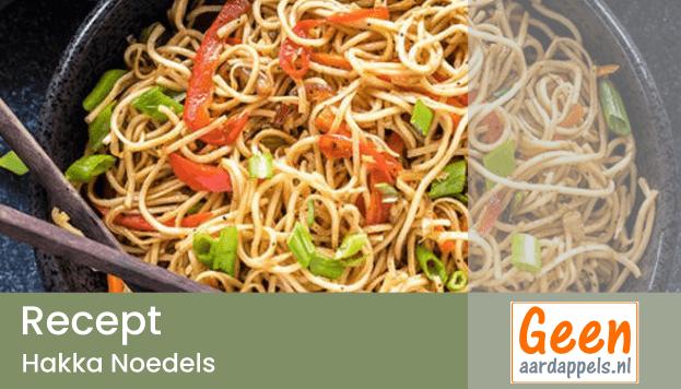 Recept: Vegetarische Hakka Noedels