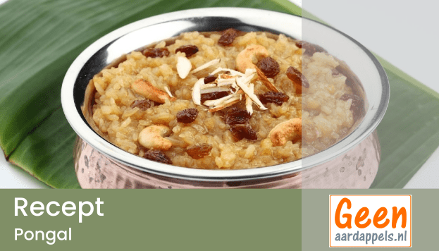 Recept: Pongal