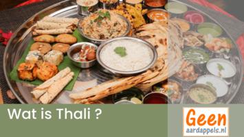Wat is Thali?