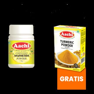 Aachi Masala Asafoetida, 50 gr
