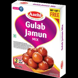 Aachi Masala Gulab Jamun Mix, 200 gr (Buy1-Get1Free)