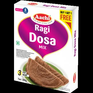 Aachi Masala Ragi Dosa Mix, 200 gr (Buy1Get1Free)