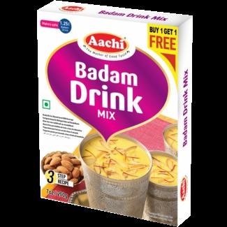Aachi Masala Badam Drink Mix, 200 gr (Buy1-Get1Free)