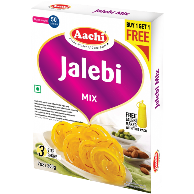 Aachi Masala Jalebi Mix, 200 gr