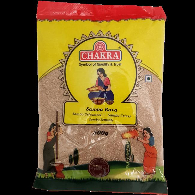 Chakra Samba Rava (samba Griesmeel)