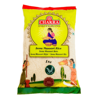 Chakra Sona Masoori Rice (Masuri Rijst)