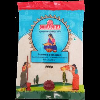 Chakra Roasted Semolina (griesmeel), 500 gr