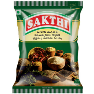 Sakthi Mixed Masala Kulambu Chilli Powder, 200 gr
