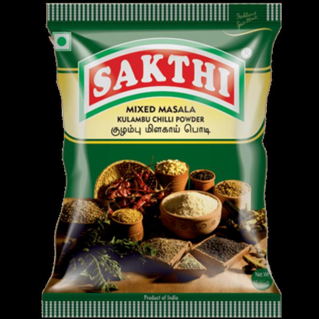 Sakthi Mixed Masala Kulambu Chilli Powder, 200 gr
