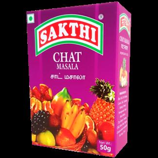 Sakthi Chat Masala - Chaat Masala, 50 gr