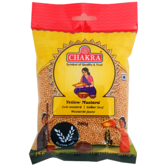 Chakra Yellow Mustard (Gele Mosterdzaad)